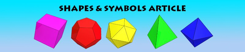 Shapes And Symbols